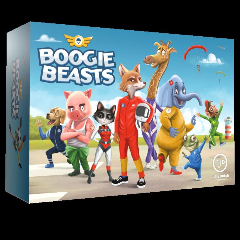 Boogie Beasts doos